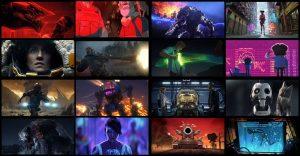 دانلود انیمیشن عشق، مرگ و رباتها Love, Death & Robots 2019