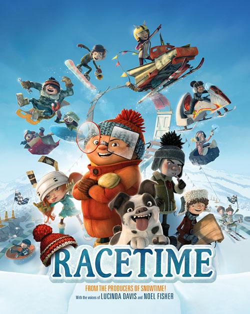 دانلود انیمیشن وقت مسابقه Racetime 2018
