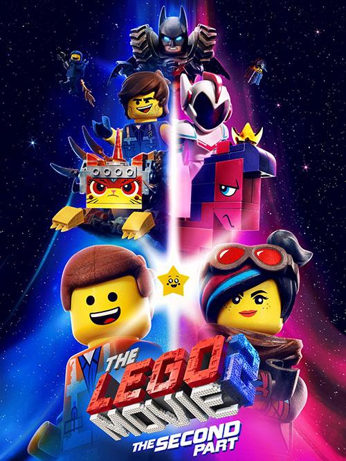 دانلود انیمیشن The Lego Movie 2: The Second Part 2019