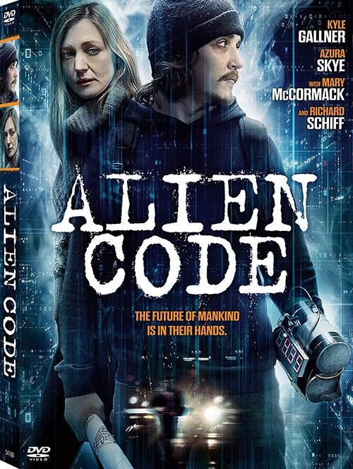 دانلود دوبله فارسی فیلم رمز بیگانه Alien Code 2017