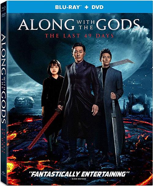 دانلود فیلم تنها با خدایان: ۴۹ روز آخر ۲۰۱۸ با دوبله فارسی Along with the Gods: The Last 49 Days 2018