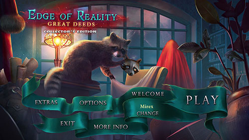 دانلود بازی Edge of Reality 5: Great Deeds Collector's Edition