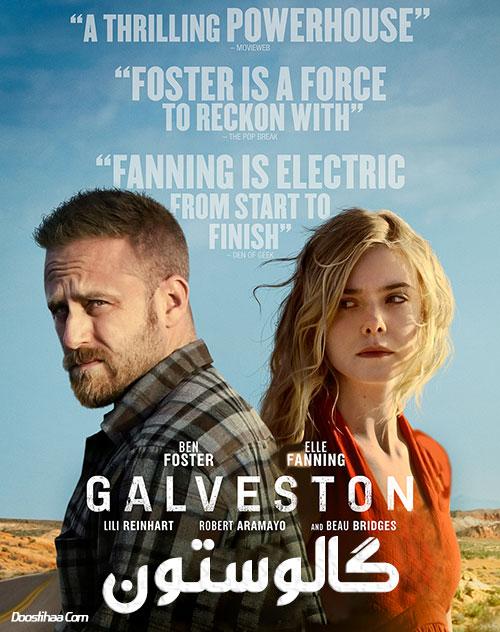 دانلود فیلم گالوستون با دوبله فارسی Galveston 2018