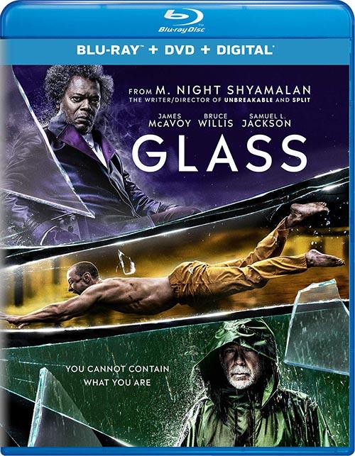 دانلود دوبله فارسی فیلم شیشه Glass 2019