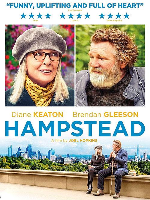 دانلود فیلم کلبه هورنر با دوبله فارسی Hampstead 2017