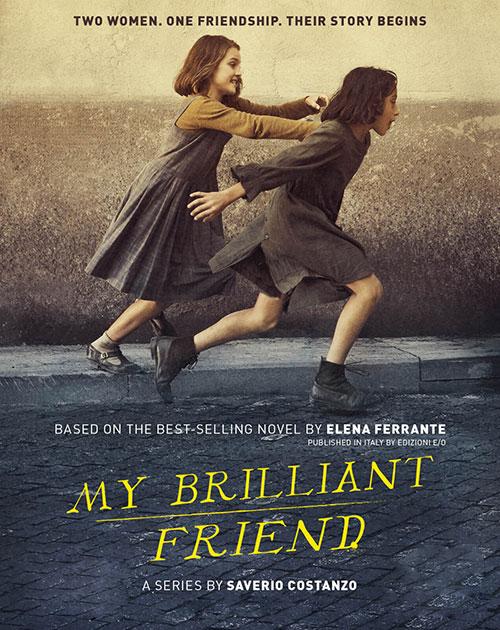دانلود دوبله فارسی فصل اول سریال دوست نابغه من My Brilliant Friend 2018