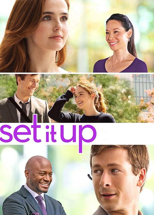 دانلود دوبله فارسی فیلم تنظیمش کن Set It Up 2018
