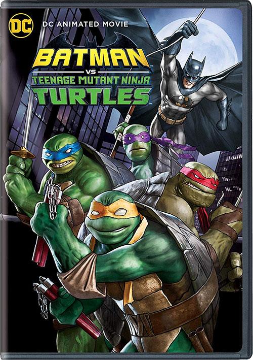 دانلود انیمیشن بتمن علیه لاکپشت های نینجا Batman vs Teenage Mutant Ninja Turtles 2019