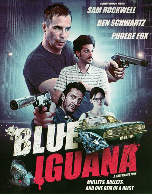 دانلود دوبله فارسی فیلم ایگوانای آبی Blue Iguana 2018