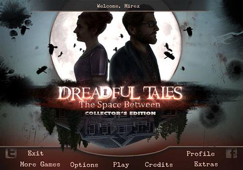 دانلود بازی Dreadful Tales: The Space Between Collector's Edition