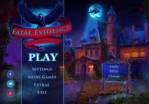 دانلود بازی Fatal Evidence: The Cursed Island Collector's Edition