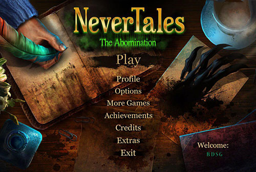 دانلود بازی Nevertales 8: The Abomination Collector's Edition
