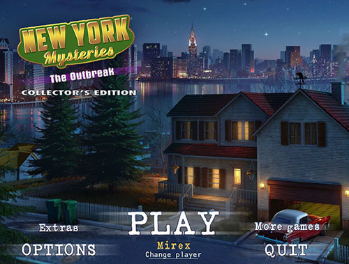 دانلود بازی New York Mysteries 4: The Outbreak Collector's Edition