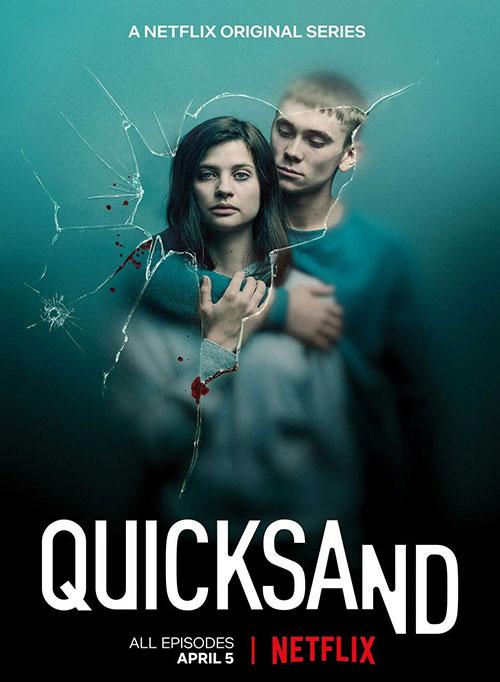 دانلود دوبله فارسی فصل اول سریال شن های روان Quicksand 2019