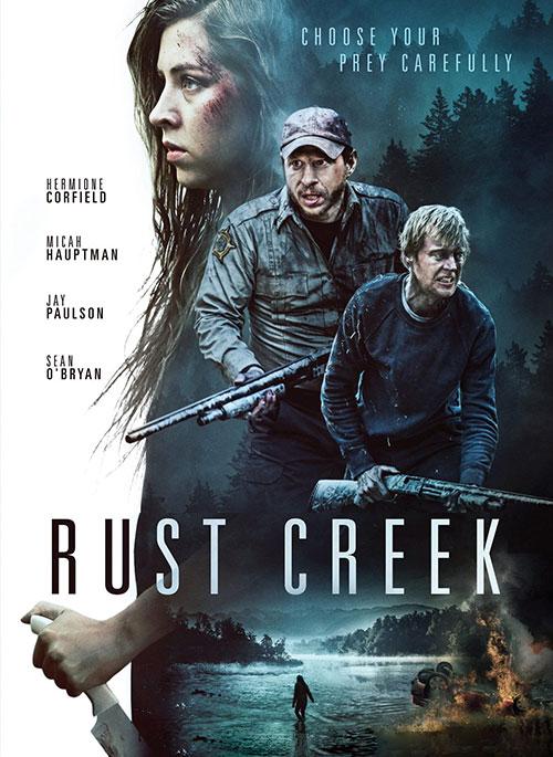 دانلود فیلم نهر پوسیده با دوبله فارسی Rust Creek 2018