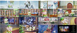 دانلود انیمیشن Santa's Little Helpers 2019