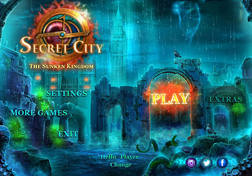 دانلود بازی Secret City 2: The Sunken Kingdom Collector's Edition