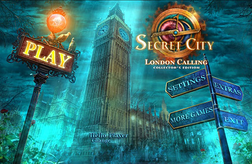 دانلود بازی Secret City: London Calling Collector's Edition