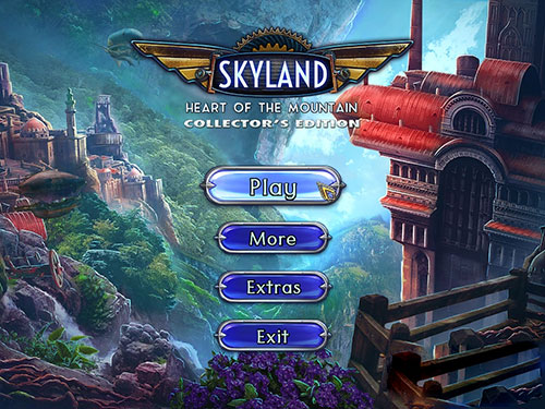 دانلود بازی Skyland: Heart of the Mountain Collector's Edition