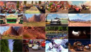 دانلود انیمیشن Tales from Radiator Springs 2013