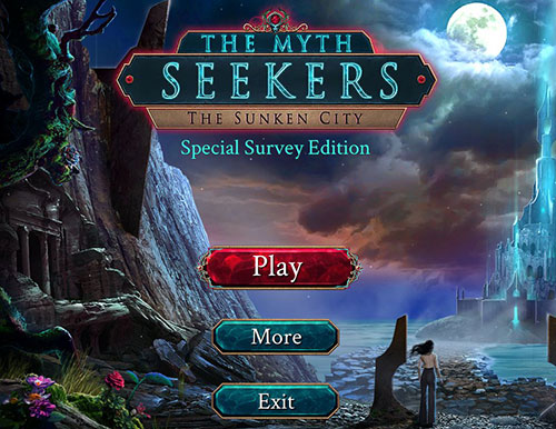 دانلود بازی The Myth Seekers 2: The Sunken City Collector's Edition