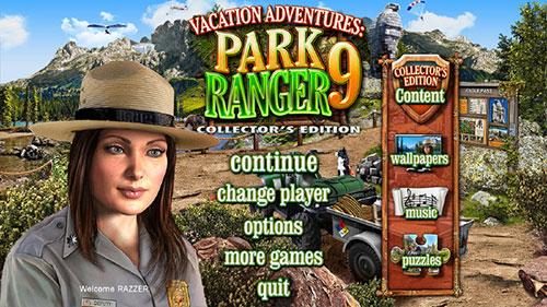 دانلود رایگان بازی Vacation Adventures: Park Ranger 9 Collector's Edition