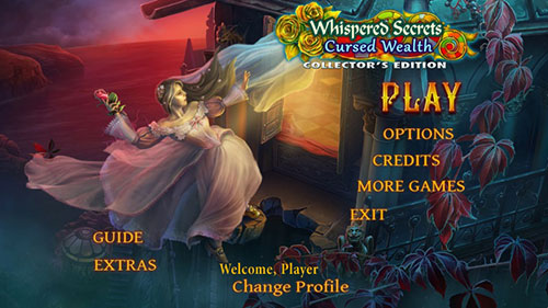 دانلود رایگان بازی Whispered Secrets 9: Cursed Wealth Collector's Edition