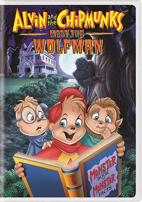 دانلود کارتون آلوین و سنجاب ها به ملاقات گرگینه می روند