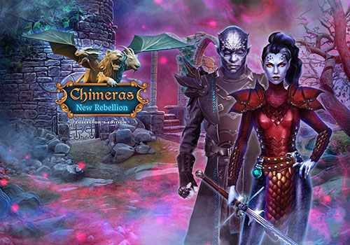 دانلود بازی Chimeras 7: New Rebellion Collector's Edition