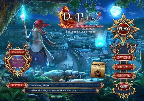 دانلود بازی Dark Parables 15: The Match Girl's Lost Paradise Collector's Edition
