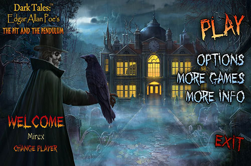 دانلود بازی Dark Tales 13: Edgar Allan Poe's The Pit and the Pendulum Collector's Edition