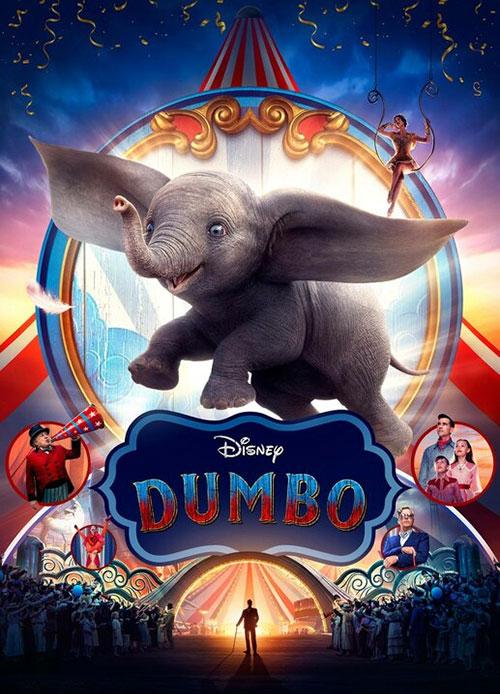 دانلود فیلم دامبو با دوبله فارسی Dumbo 2019