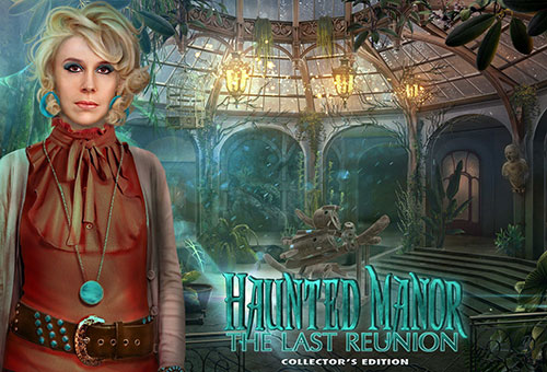 دانلود بازی Haunted Manor 4: The Last Reunion Collector's Edition
