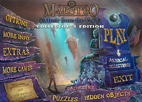 دانلود بازی Maestro: Music from the Void Collector's Edition