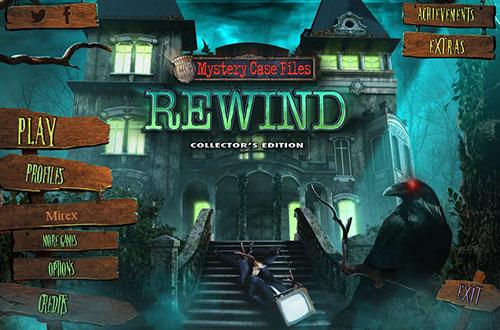 دانلود بازی Mystery Case Files 17: Rewind