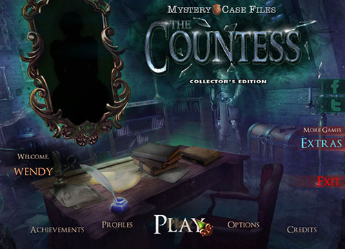 دانلود بازی Mystery Case Files 18: The Countess Collector's Edition