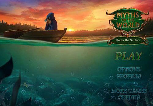 دانلود بازی Myths of the World 16: Under the Surface Collector's Edition