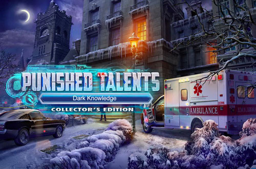دانلود بازی Punished Talents 3: Dark Knowledge Collector's Edition