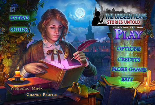 دانلود بازی The Unseen Fears 4: Stories Untold Collector's Edition
