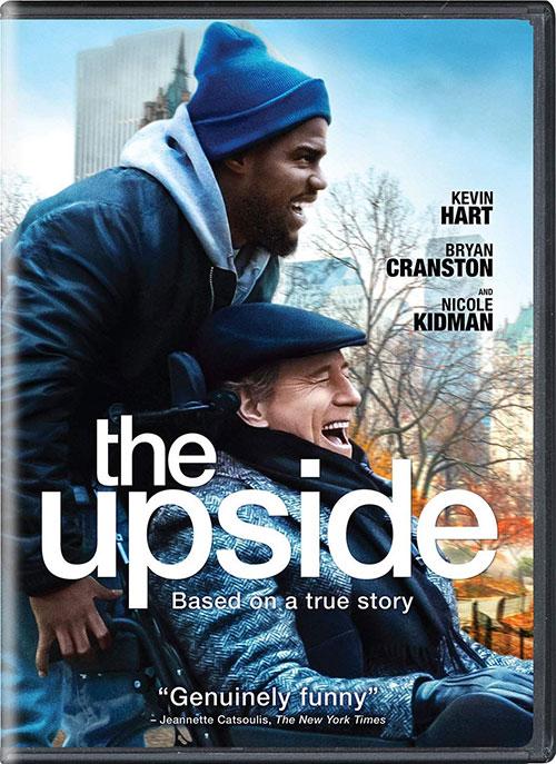 دانلود فیلم قسمت بالایی با دوبله فارسی The Upside 2017