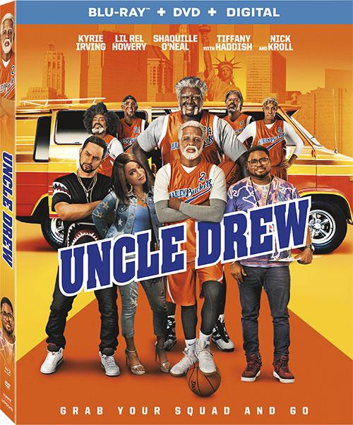 دانلود فیلم عمو درو ۲۰۱۸ با دوبله فارسی Uncle Drew 2018