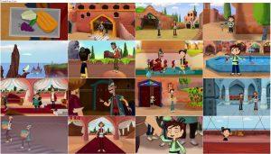 دانلود انیمیشن امین و اکوان, دانلود کارتون امین و اکوان, فیلم امین و اکوان