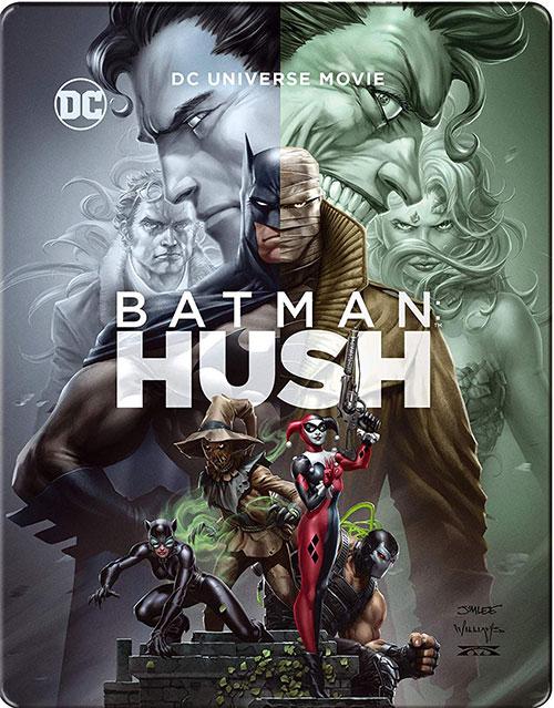دانلود انیمیشن بتمن: هاش با دوبله فارسی Batman: Hush 2019