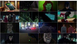 دانلود انیمیشن بتمن: هاش Batman: Hush 2019