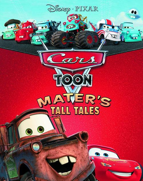 دانلود کارتون دروغ های شاخدار ماتر با دوبله فارسی Mater's Tall Tales 2008