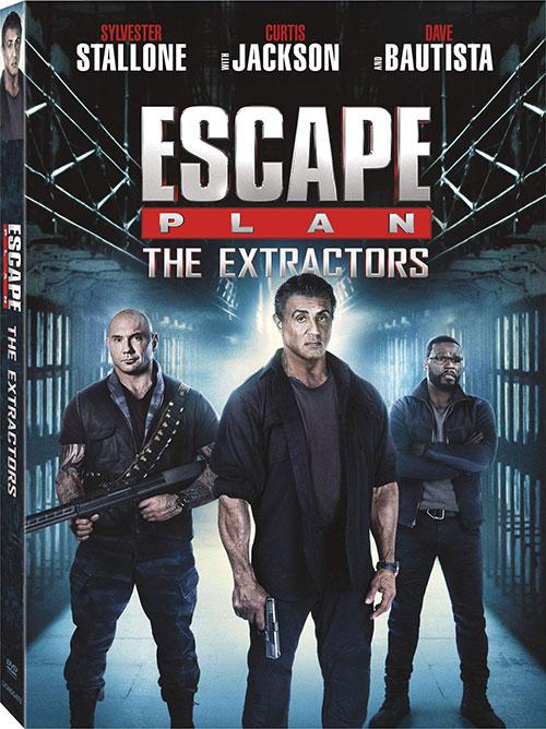 دانلود فیلم نقشه فرار 3 دوبله فارسی The Extractors 2019
