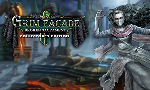 دانلود بازی Grim Facade 11: Broken Sacrament Collector's Edition