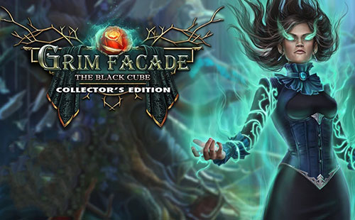 دانلود بازی Grim Facade 12: The Black Cube Collector's Edition