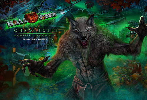 دانلود بازی Halloween Chronicles: Monsters Among Us Collector's Edition