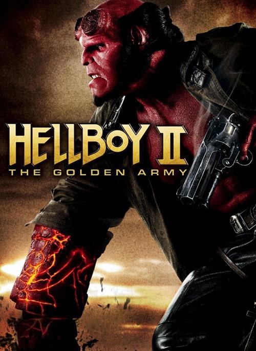 دانلود فیلم پسر جهنمی ۲ با دوبله فارسی Hellboy II 2008